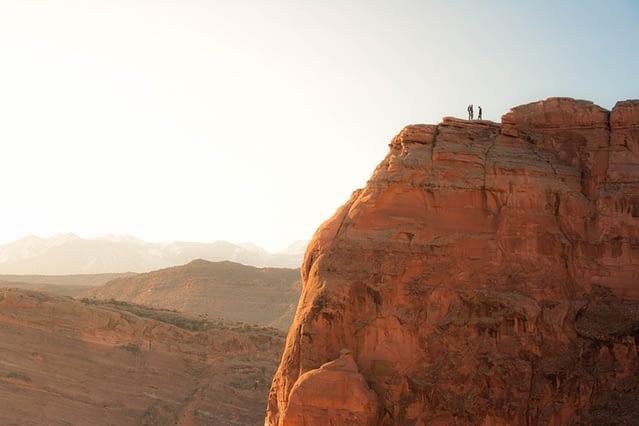 Utah national park trip