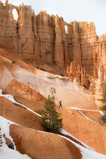 Utah national parks road tripping