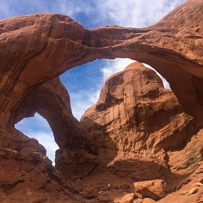 Utah's national parks road trip