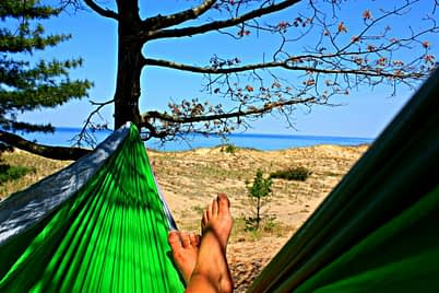 The Michigan Bucket List - Hammock
